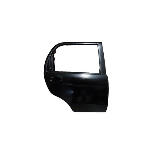 Daewoo Matız- 98/01 Arka Kapı R Komple Siyah/İceli