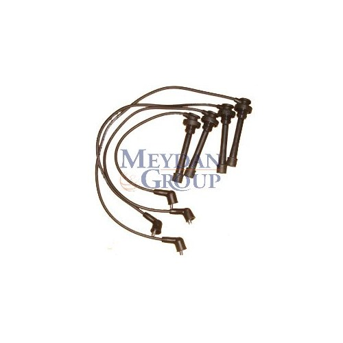 Mitsubishi Galant- 92/96 Buji Kablosu Takım 1.8/2.0İ 16V Enjeks
