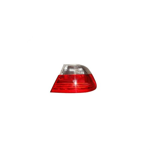 Bmw 3 Serı- E46- 98/01 Stop Lambası Sağ Beyaz/Kırmızı Duysuz Cou