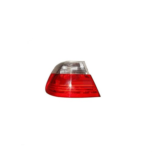 Bmw 3 Serı- E46- 98/01 Stop Lambası Sol Beyaz/Kırmızı Duysuz Cou