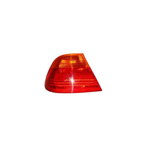 Bmw 3 Serı- E46- 98/01 Stop Lambası Sol Sarı/Kırmızı Duysuz Coup