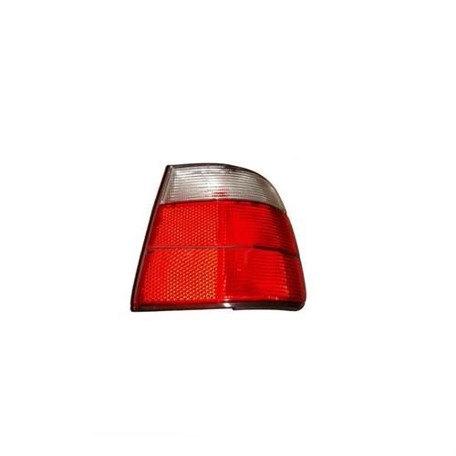 Bmw 5 Serı- E34- 88/95 Stop Lambası Sağ Kırmızı/Füme