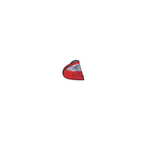 Seat Leon- 99/05 Dış Stop Lambası Sağ Kırmızı/Beyaz