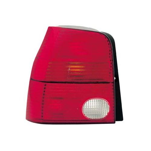 Volkswagen Lupo- 99/02 Stop Lambası Sol Kırmızı/Beyaz