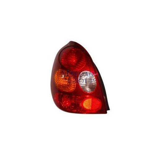 Toyota Corolla- Zz111- 00/02 Stop Lambası Sol Kırmızı/Sarı/Beyaz