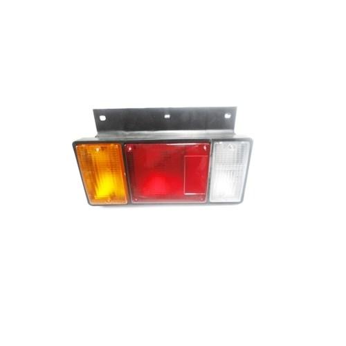 Isuzu Nkr- 90/97 Stop Lambası L Sarı/Kırmızı/Beyaz (Famella)