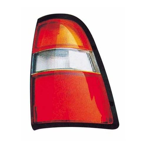 Isuzu Tfr Pıck Up- 98/02 Stop Lambası L Sarı/Beyaz/Kırmızı (Fame
