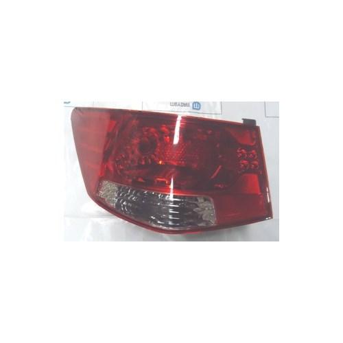 Kıa Cerato- 10/11 Dış Stop Lambası L Kırmızı/Beyaz (Famella)