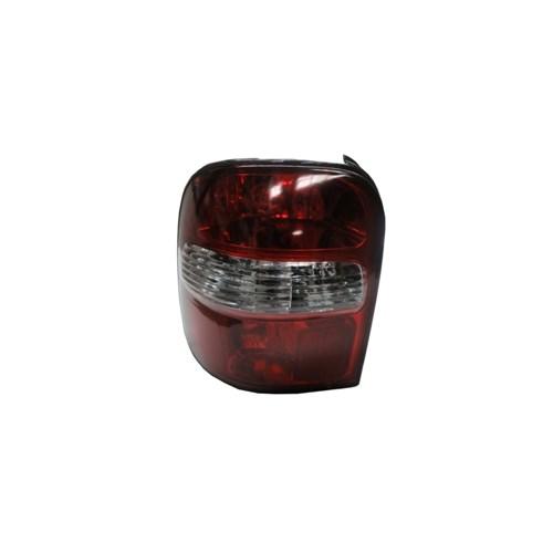 Kıa Sportage- 99/02 Stop Lambası R Beyaz/Kırmızı Şeffaf Camlı (F