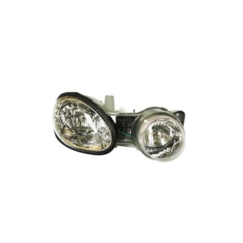 Kıa Shuma- I- 99/00 Far Lambası R Manuel (Famella)