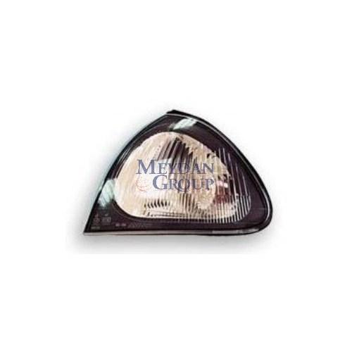 Toyota Avensıs- 98/00 Ön Sinyal Sol Kenarı Siyah Çerçeveli 2Pin