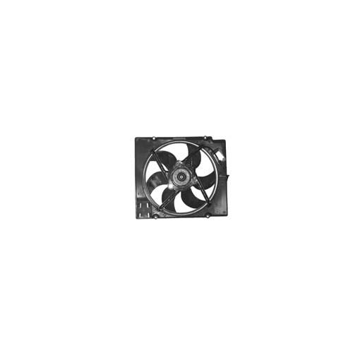 Renault Scenıc- 00/03 Radyatör Fan Davlumbazı Komple 6Kanat