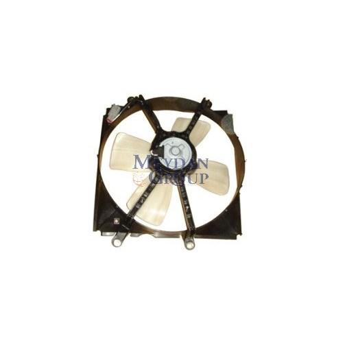 Toyota Avensıs- 01/02 Radyatör Fan Davlumbazı Komple Plastik (4