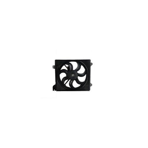 Kıa Rıo- Iıı- 06/10 Radyatör Fan Davlumbazı Komple