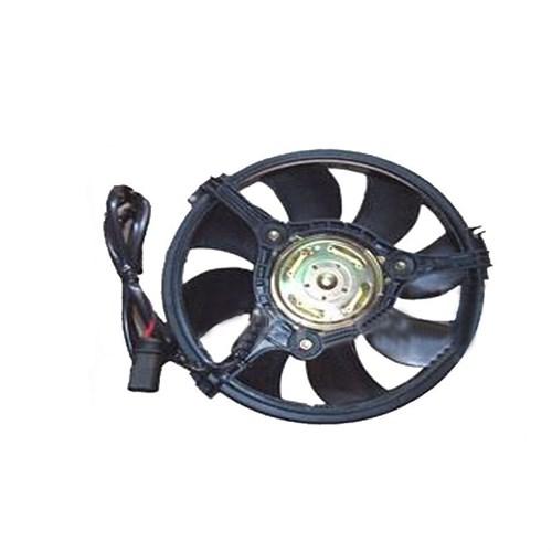 Audı A6- 98/02 Radyatör Fanı Motorlu 7Kanat