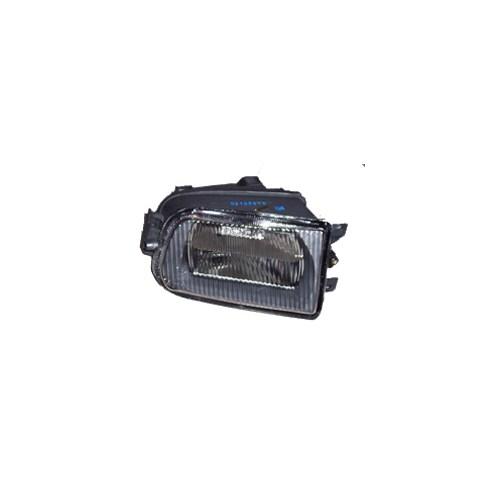 Bmw 5 Serı- E39- 97/00 Sis Lambası Sol Oval Çizgili Camlı