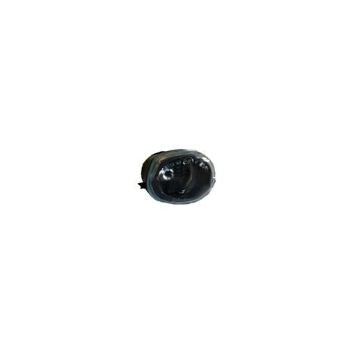 Audı A3- 00/03 Sis Lambası Sol Siyah Yuvarlak Tip
