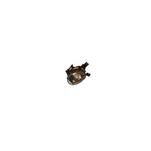 Audı A4- 05/08 Sis Lambası Sağ Siyah Oval Bağlantısı İle Birlikt