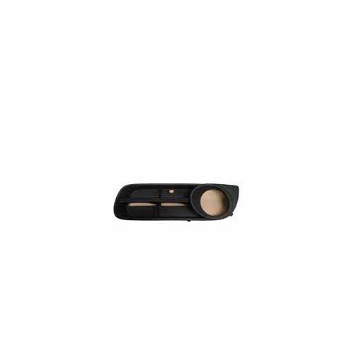 Skoda Fabıa/Roomster- 07/10 Sis Lamba Kapağı Sağ Siyah Sisli