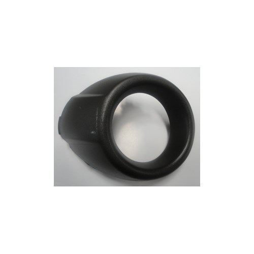 Ford Fıesta- 09/13 Sis Lamba Kapağı L Siyah Sis Delikli