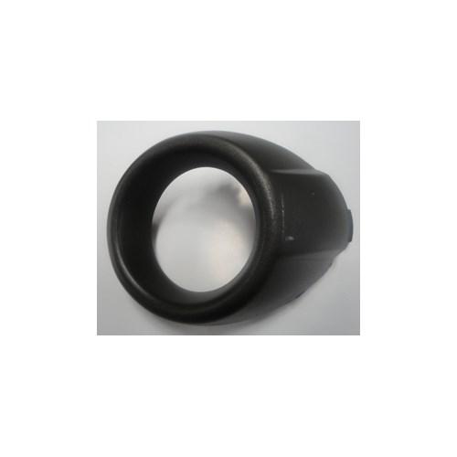 Ford Fıesta- 09/13 Sis Lamba Kapağı R Siyah Sis Delikli
