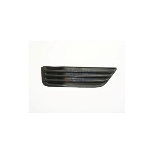 Ford Focus- Sd/Hb- 05/07 Sis Lamba Kapağı R Siyah Sis Deliksiz