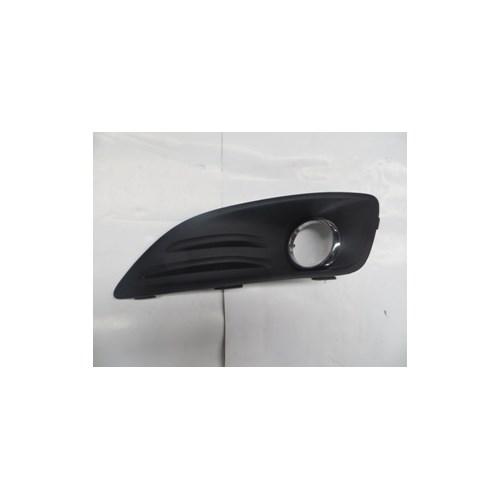 Ford Fıesta- 13/16 Sis Lamba Kapağı L Siyah (Sis Deliği Nikelaj