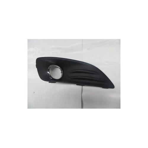 Ford Fıesta- 13/16 Sis Lamba Kapağı R Siyah (Sis Deliği Nikelaj