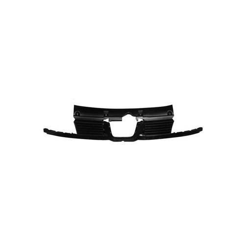 Seat Ibıza- 00/01 Ön Panjur İç Siyah
