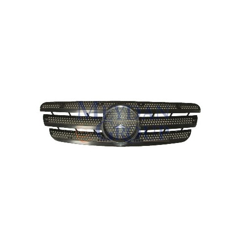 Mercedes Ml Class- W163- 98/02 Ön Panjur Siyah