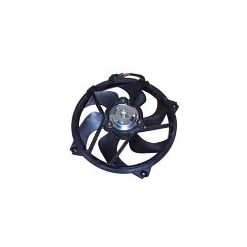 Cıtroen C4- 04/11 Klima Fanı Motorlu