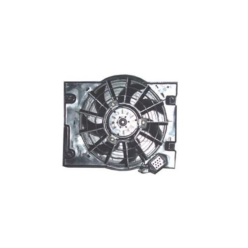 Opel Zafıra- 99/04 Klima Fan Davlumbazı Komple Rezistanslı