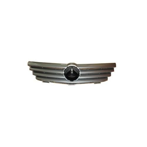 Mercedes C Class- W203- 04/07 Ön Panjur İç Peteği Gümüş Gri