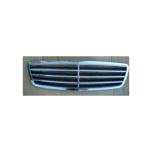 Mercedes C Class- W203- 04/07 Ön Panjur Nikelajlı/Gri