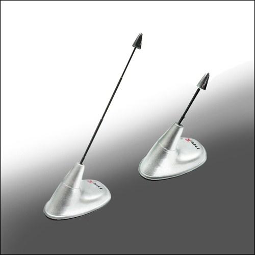 Trimax 998 Beyaz Tavan Spor Anten Süsü