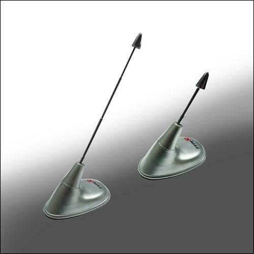 Trimax 998 Gri Tavan Spor Anten Süsü