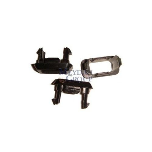 Toyota Hılux- Pıck Up Ln85- 89/97 Kilitleme Topuzu Çerçevesi Siy