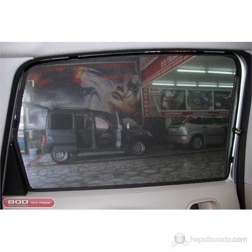 Bod Ford Fıesta 2003-2008 Araca Özel Takmatik Perde