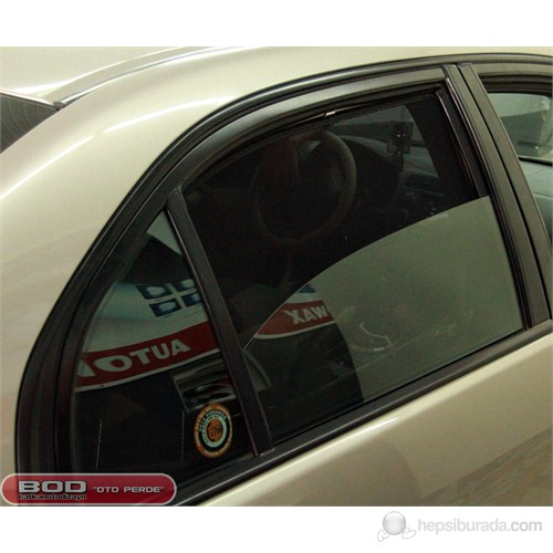 Bod Honda Cıvıc Sedan 2002-2005 Araca Özel Takmatik Perde