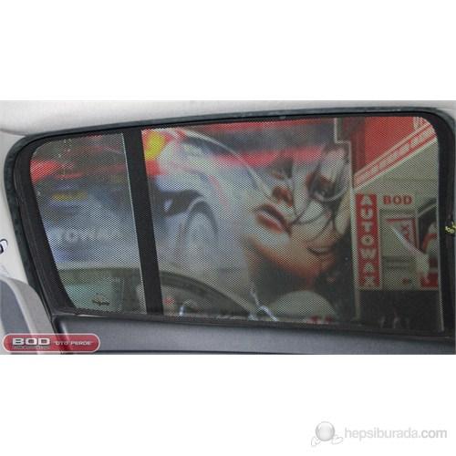 BOD RENAULT CLIO 2 HATCHBACK ARACA ÖZEL TAKMATİK PERDE