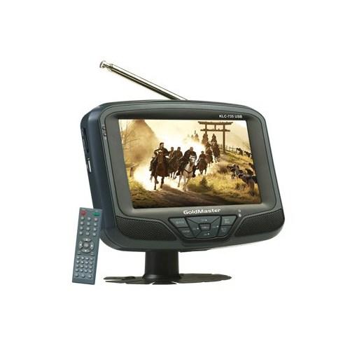 Goldmaster KLC-735 TV Li Oto Monitör