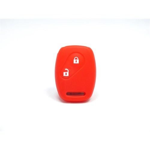 Gsk Honda Anahtar Kabı Koruyucu Kılıf 2 Tuş ( Kırmızı )