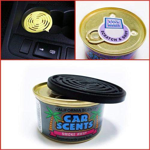 California Car Scents No Smoke Temizleyici Koku (Made in U.S.A.)