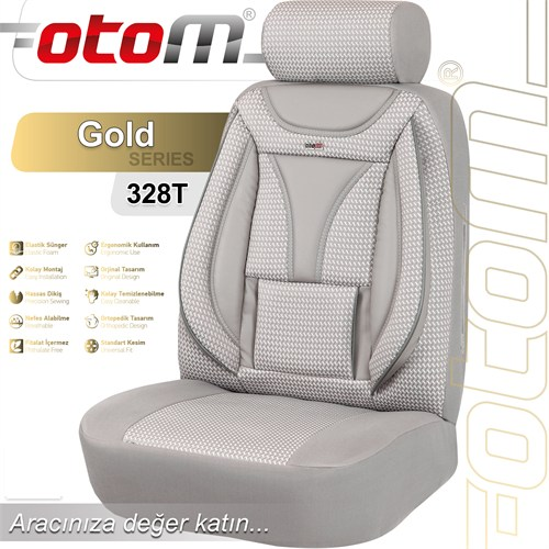 Otom Gold Ticari Oto Koltuk Kılıfı Gld-328T