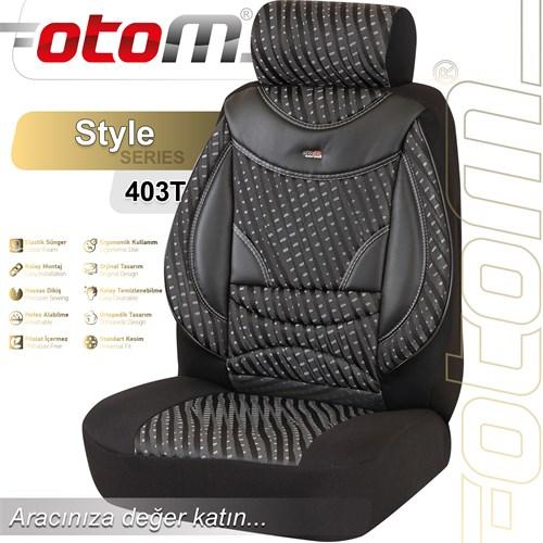 Otom Style Ticari Oto Koltuk Kılıfı Stl-403T