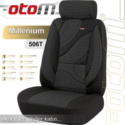 Otom Millenium Ticari Oto Koltuk Kılıfı Mln-506T