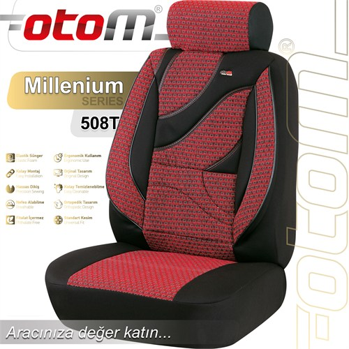 Otom Millenium Ticari Oto Koltuk Kılıfı Mln-508T