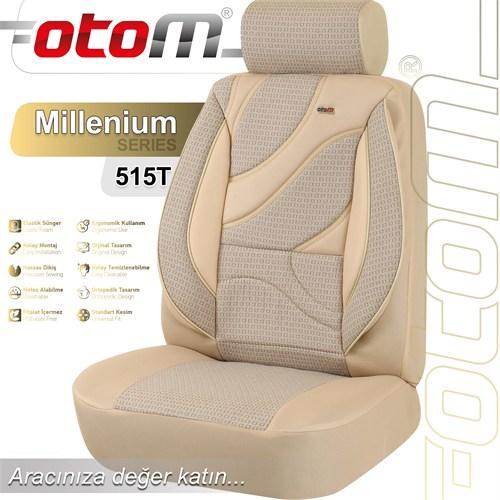 Otom Millenium Ticari Oto Koltuk Kılıfı Mln-515T