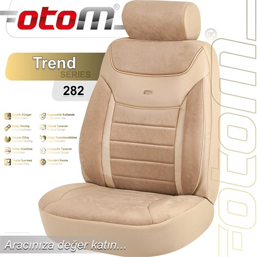 Otom Trend Standart Oto Koltuk Kılıfı Tnd-282