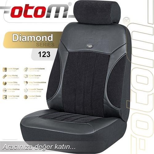 Otom Diamond Standart Oto Koltuk Kılıfı Dmd-123